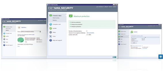 Open Screenshot Gallery for ESET Gateway Security for Microsoft Forefront Threat Management Gateway - Beta