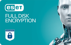 ESET Full Disk Encryption product, badge, Endpoint protection