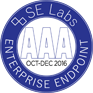 SE Labs ENTERPRISE ENDPOINT logo